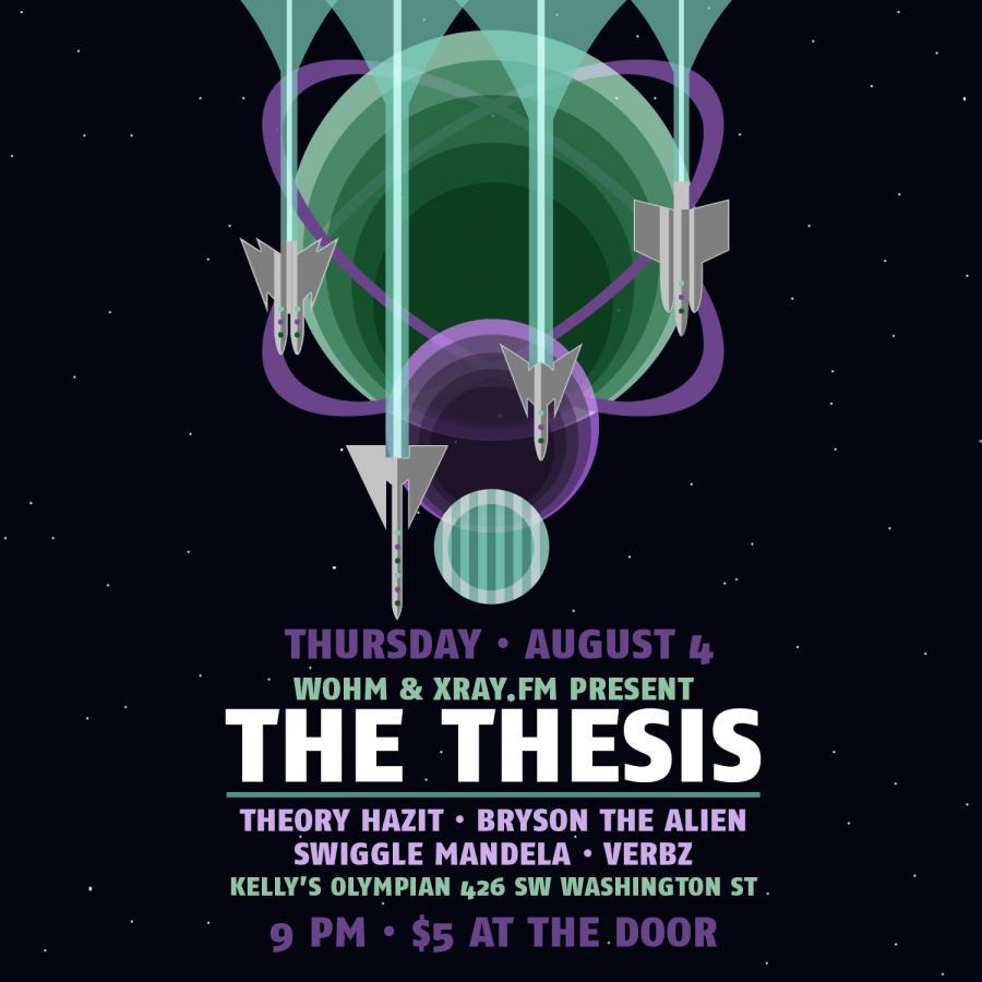 The Thesis // August 2016