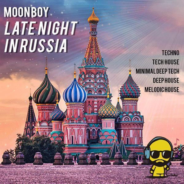 Late Night In Russia 2018
