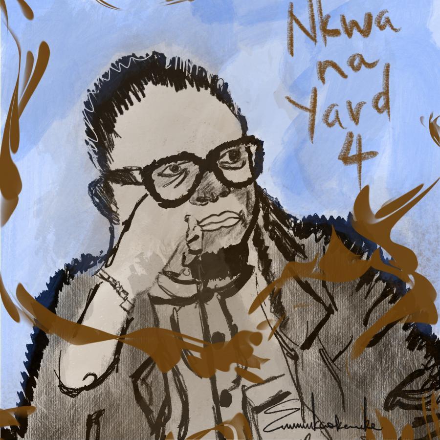 Nkwa Na Yard Mix #4: BORN TO WIN