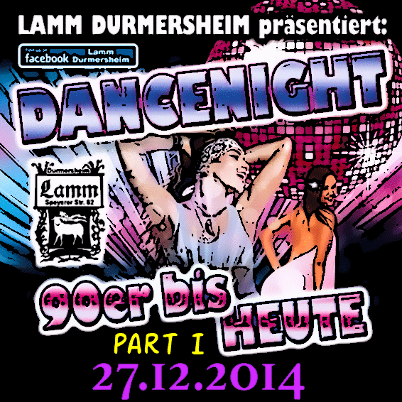 Live @ XMAS Dance-Night - 27|12|14 - Lamm Durmersheim - part I