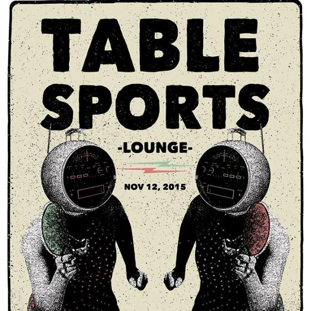 Table Sports (TS1) @ Lounge 12/11/2015