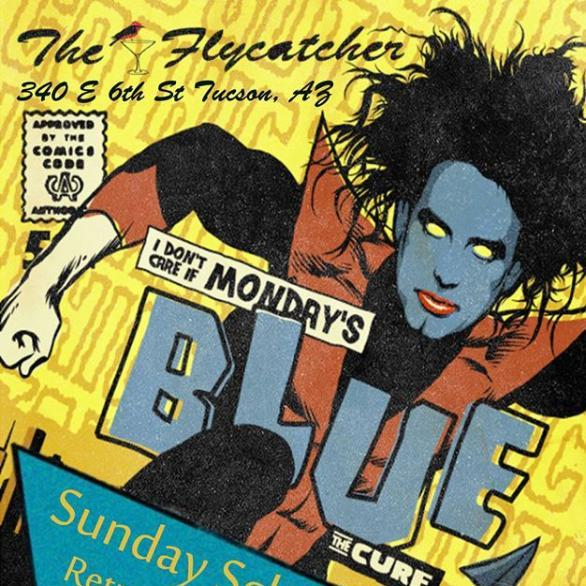 Sunday School 80's Retro Vinyl Rewind 8/7/16