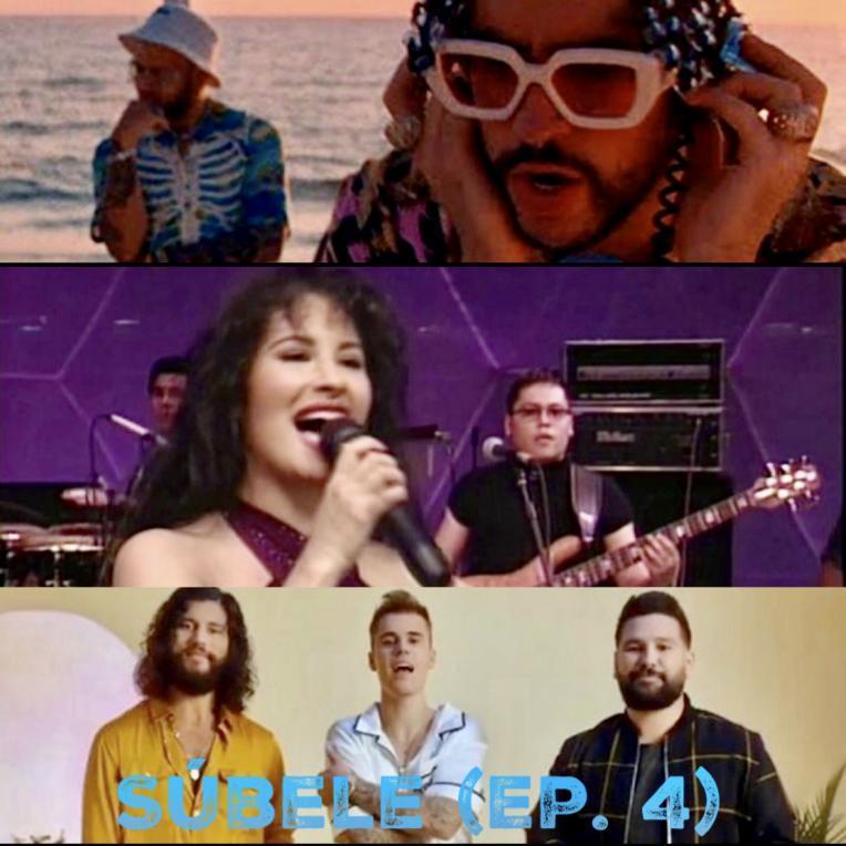 Súbele (Ep. 4) Reggaeton, Selena, Pop Remixes