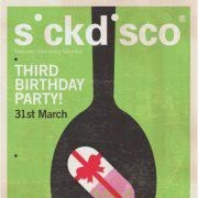 1/04/12 Sick Disco 3rd Birthday