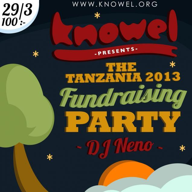 Knowel Fundraising Party