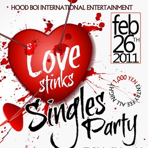 LOVE STINKS 02/26/11