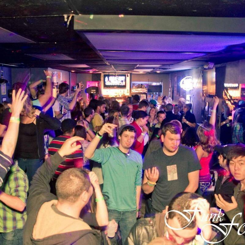 Dub D - Mickey's Irish Pub & Patio - 7/19/14 (Part 1 & 2)