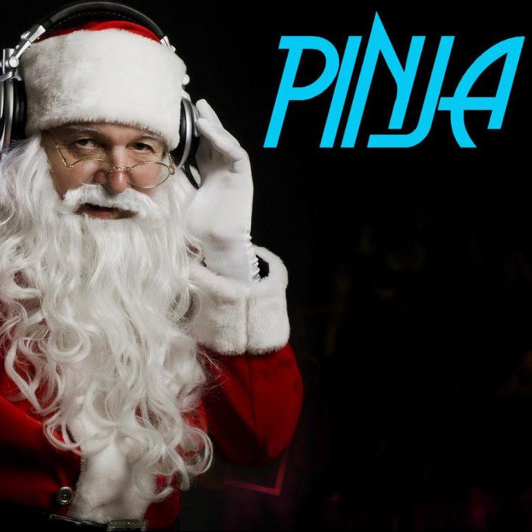 NVious Deep Rebel Christmas W/ PINJA