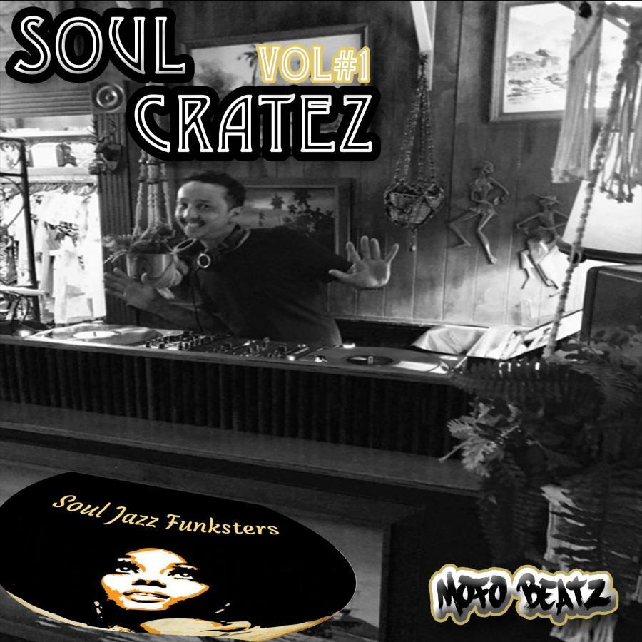 JAZZ SOUL FUNKSTERS/ Soul Cratez