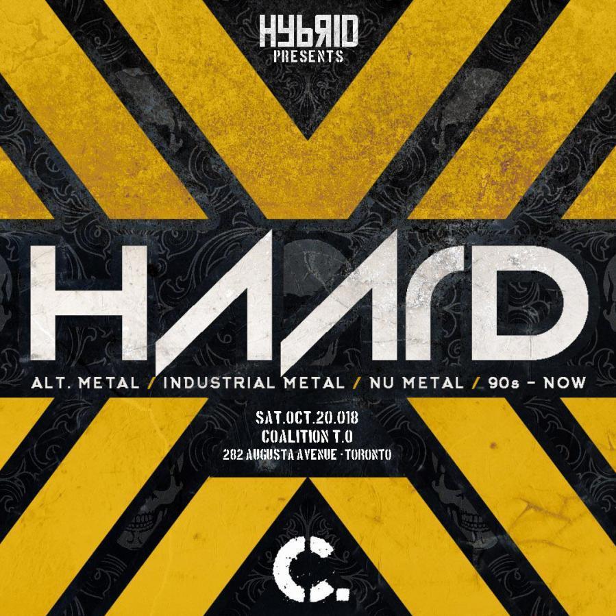 HYBRID Presnts // HAARD