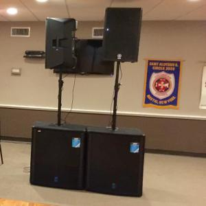 Speaker Battle    Yorkville ls801p vs JBL VRX918sp | Serato com